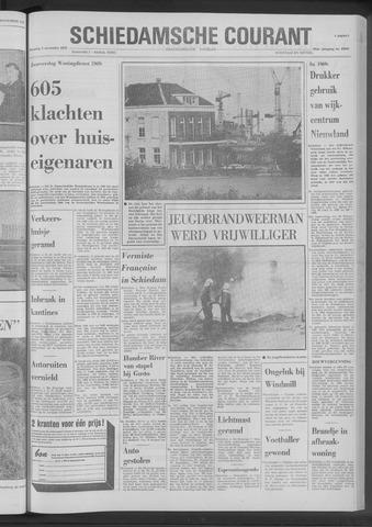 Rotterdamsch Nieuwsblad / Schiedamsche Courant / Rotterdams Dagblad / Waterweg / Algemeen Dagblad 1970-11-09