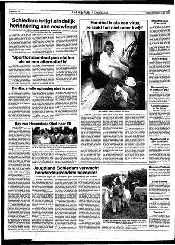Het Vrije volk 1988-06-22