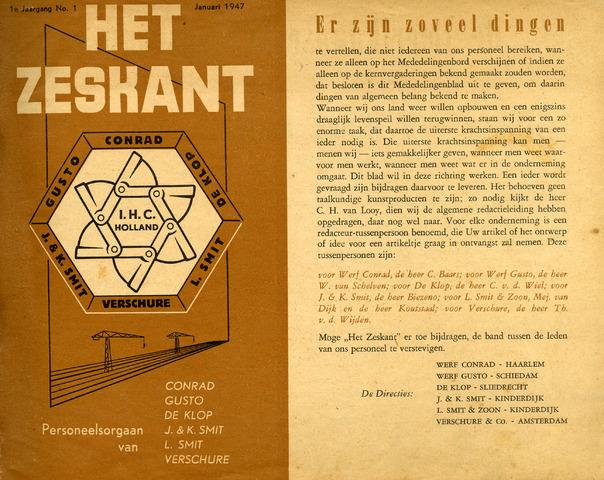 Het Zeskant 1947-01-01