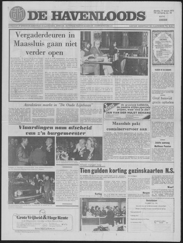 De Havenloods 1975-03-25