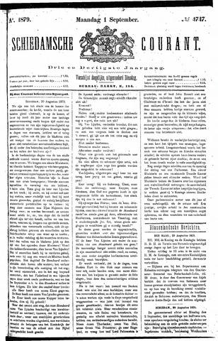 Schiedamsche Courant 1879-09-01