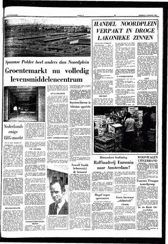 Trouw / De Rotterdammer 1969-08-09