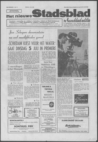 Het Nieuwe Stadsblad 1966-07-01