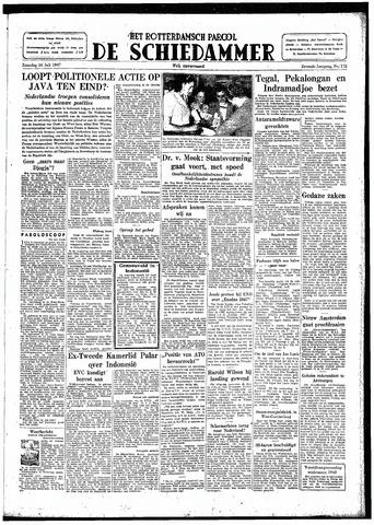 Rotterdamsch Parool / De Schiedammer 1947-07-26