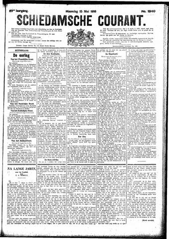 Schiedamsche Courant 1916-05-15