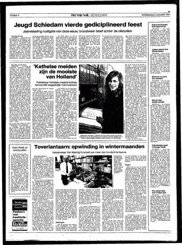 Het Vrije volk 1991