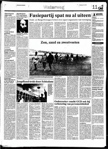 Rotterdamsch Nieuwsblad / Schiedamsche Courant / Rotterdams Dagblad / Waterweg / Algemeen Dagblad 1998-07-27