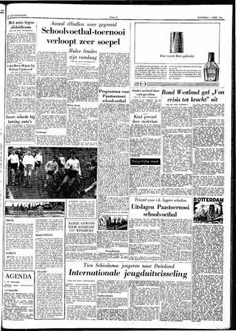 Trouw / De Rotterdammer 1964-04-01