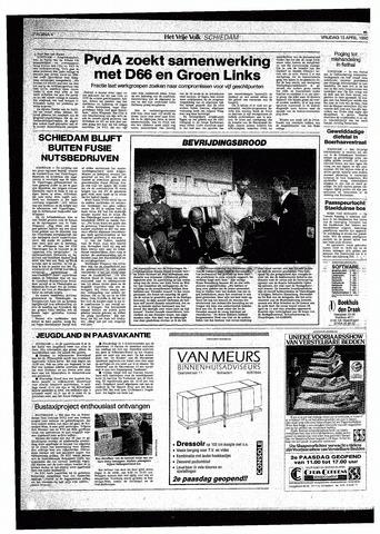 Het Vrije volk 1990-04-13