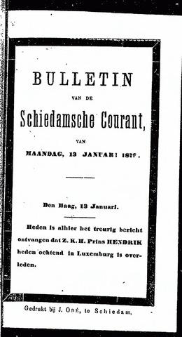 Schiedamsche Courant 1879-01-13
