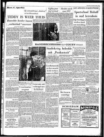 Rotterdamsch Parool / De Schiedammer 1963-12-04