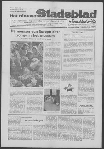 Het Nieuwe Stadsblad 1962-07-20