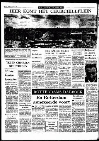 Rotterdamsch Parool / De Schiedammer 1966-08-02