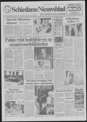 De Havenloods 1987-10-27