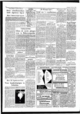 Rotterdamsch Parool / De Schiedammer 1955-05-28