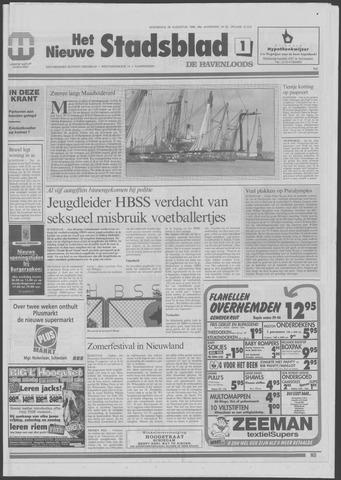 Het Nieuwe Stadsblad 1996-08-28