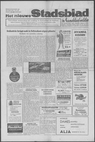 Het Nieuwe Stadsblad 1960-12-23