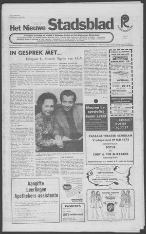 Het Nieuwe Stadsblad 1972-05-17