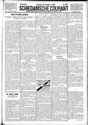 Schiedamsche Courant 1927-12-13