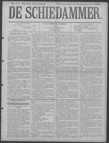 De Schiedammer 1890-09-10