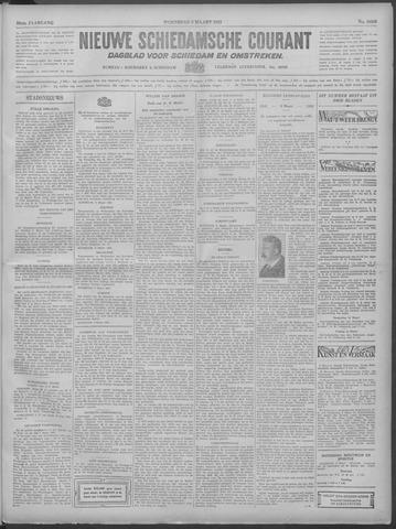 Nieuwe Schiedamsche Courant 1933-03-08