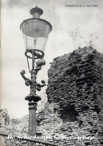 Schiedamse Gemeenschap (tijdschrift) 1958-04-01