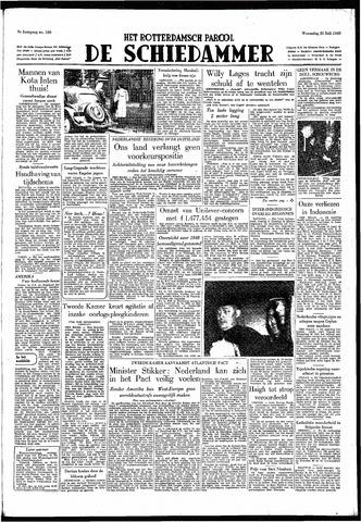 Rotterdamsch Parool / De Schiedammer 1949-07-20