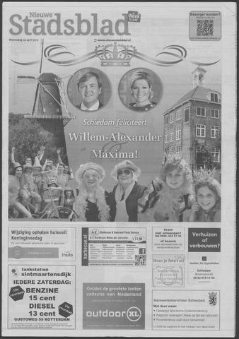 Het Nieuwe Stadsblad 2013-04-24