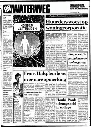 Rotterdamsch Nieuwsblad / Schiedamsche Courant / Rotterdams Dagblad / Waterweg / Algemeen Dagblad 1983-07-14