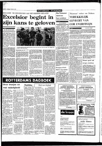Rotterdamsch Parool / De Schiedammer 1970-02-03