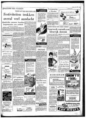 Rotterdamsch Parool / De Schiedammer 1964-05-01