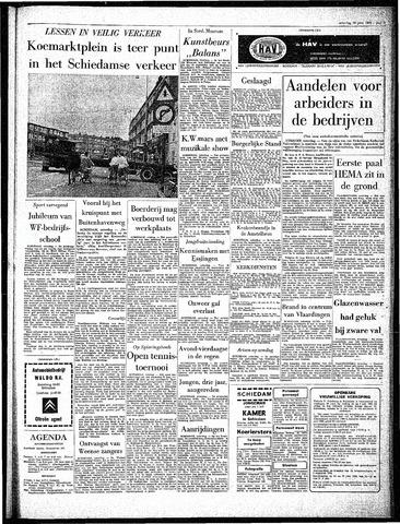 Rotterdamsch Parool / De Schiedammer 1964-06-20
