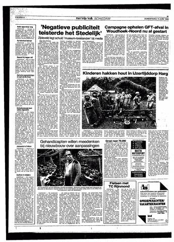 Het Vrije volk 1990-06-14