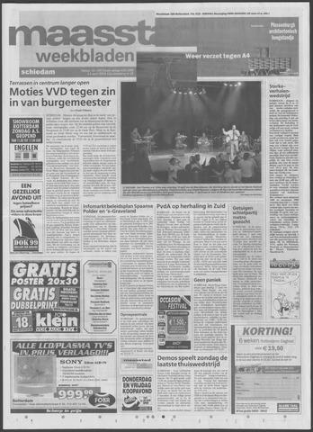 Maaspost / Maasstad / Maasstad Pers 2004-04-14