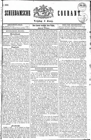 Schiedamsche Courant 1847-06-04