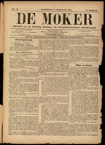 De Moker 1904-02-06