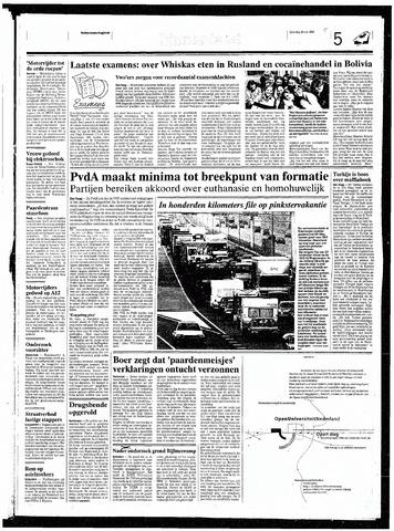 Rotterdamsch Nieuwsblad / Schiedamsche Courant / Rotterdams Dagblad / Waterweg / Algemeen Dagblad 1998-05-30
