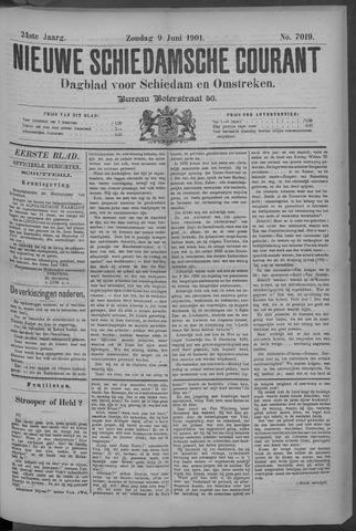 Nieuwe Schiedamsche Courant 1901-06-09