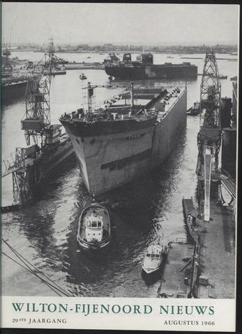 Wilton Fijenoord Nieuws 1966-08-01