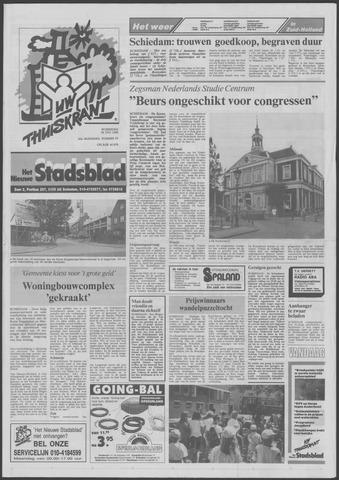 Het Nieuwe Stadsblad 1990-07-25