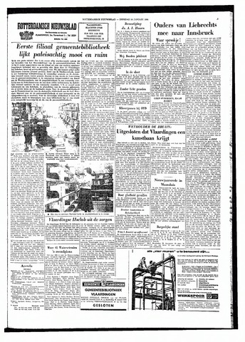 Rotterdamsch Nieuwsblad / Schiedamsche Courant / Rotterdams Dagblad / Waterweg / Algemeen Dagblad 1964-01-14