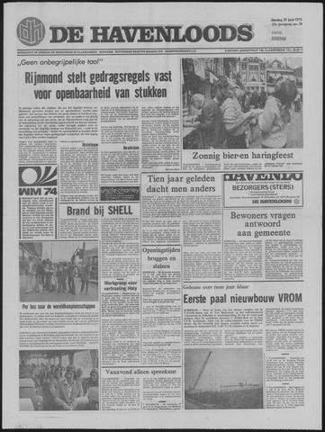 De Havenloods 1974-06-25