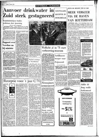 Rotterdamsch Parool / De Schiedammer 1970-01-02