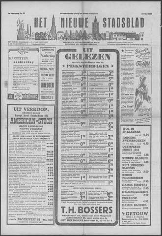 Het Nieuwe Stadsblad 1952-05-30