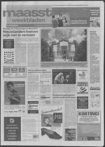 Maaspost / Maasstad / Maasstad Pers 2001-06-13