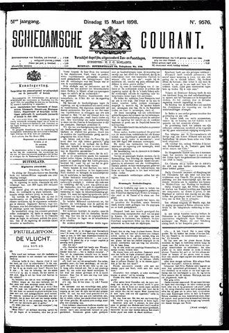 Schiedamsche Courant 1898-03-15