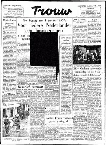 Trouw / De Rotterdammer 1955-06-30