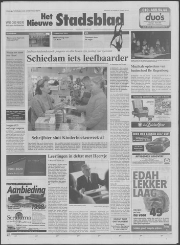 Het Nieuwe Stadsblad 2004-10-20