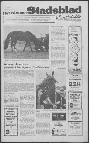 Het Nieuwe Stadsblad 1969-06-11