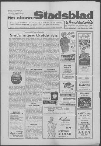 Het Nieuwe Stadsblad 1961-11-17